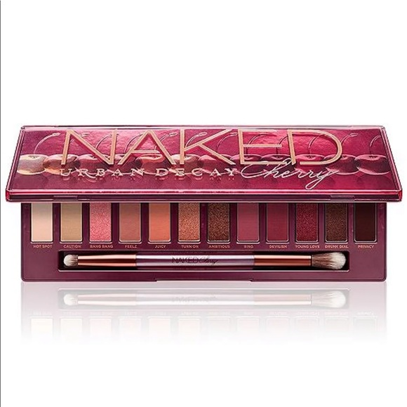 Urban Decay Other - Urban Decay Full Cherry Plalette